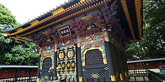 「瑞鳳殿」の写真