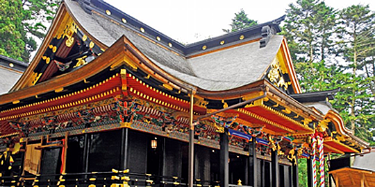 「大崎八幡宮」の写真