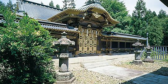 「仙台東照宮」の写真