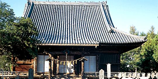 「陸奥国分寺薬師堂」の写真