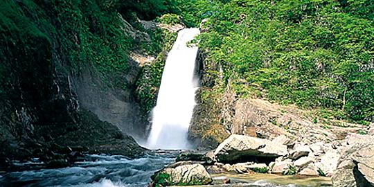 「秋保大滝」の写真
