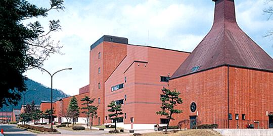 「ニッカウイスキー仙台工場」の写真