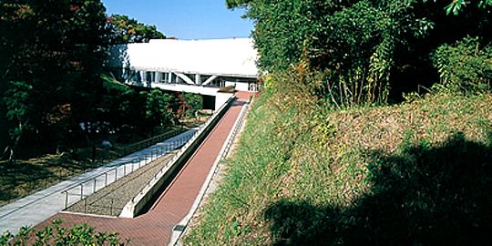 「仙台市文学館」の写真