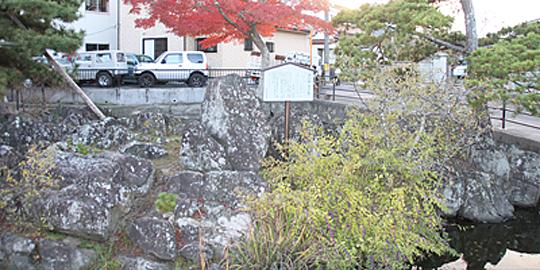 「沖の石」の写真