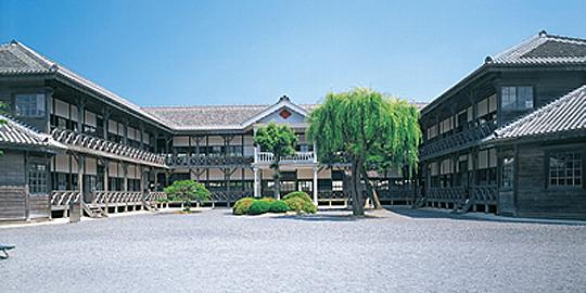 「登米教育資料館」の写真