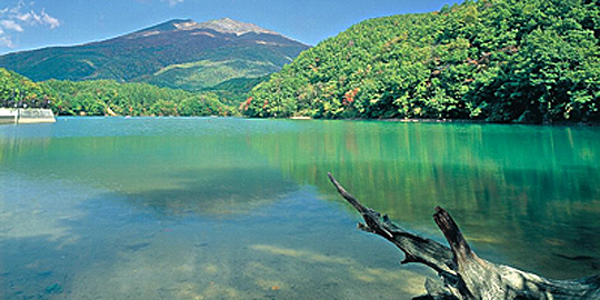 「長老湖」の写真