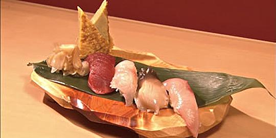 「塩釜お寿司」の写真