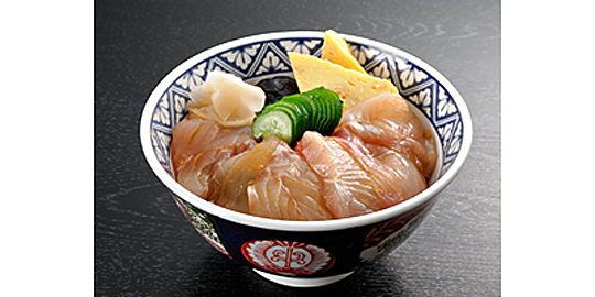 「仙台づけ丼」の写真