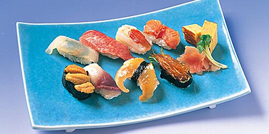 「ふかひれ寿司」の写真