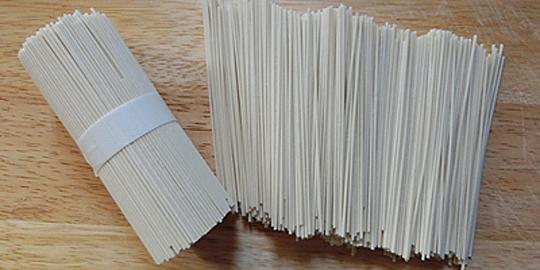 「白石温麺(うーめん)」の写真